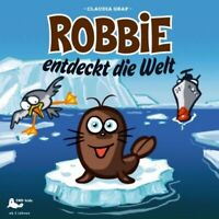 KARL-RUDOLF MENKE - ROBBIE ENTDECKT DIE WELT,FOLGE 1   CD NEW