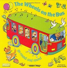 The Wheels on the Bus (Classic Books With Holes) by Annie Kubler