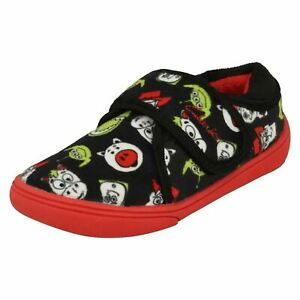 Clarks Boys Toy Story Detailed Slippers - Holmly Howdy
