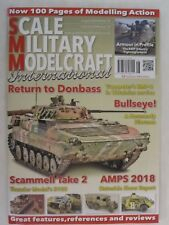 Military Modelcraft International - August 2018 Modeling Magazine