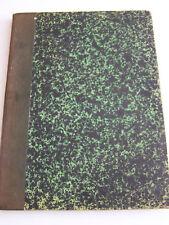 LIVRE DE COLLECTION DES ANNEES 1870 , MUSIQUE , ALBUM HARMONIUM . RARE