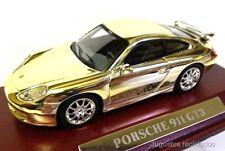 Porsche 911 GT3 1/43 JOYAS DEL AUTOMOVIL EN PLATA ixo altaya diecast