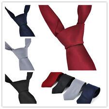 Women Hot Cool Classic Striped Tie JACQUARD WOVEN Men's Silk Suits Ties Necktie