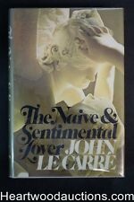 The Naive & Sentimental Lover by John Le Carre