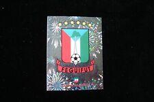 Panini Fifa Women´s World Cup Germany 2011 Bild Nr. 311 Wappen Guinea Äquatorial