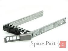 """Original DELL 6,35cm (2,5"""") SAS SATA Caddy HD Carrier PowerEdge R715 R720 0G176J"""