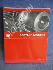2008 Harley Davidson softail heritage fatboy night train fxsts service manual