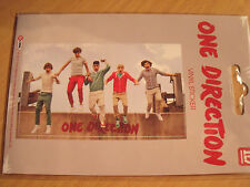 ONE DIRECTION JUMPING 1D VINYL STICKER