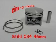 Kolben passend für Stihl 034 46mm NEU Top Qualität