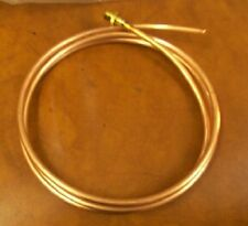 MGB/GT 65-73 Fuel Pipe, (Pump to carb), in copper.