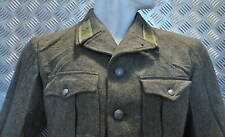 Genuine Swedish M39 Army Fitted Wool Jacket 1940's WWII - Size 88cms Chest NEW