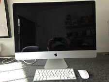 "Apple iMac 21.5"" 2011 4GB RAM, 500GB drive, software"