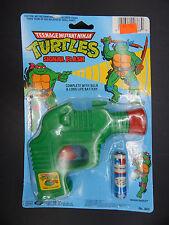 1989 Teenage Mutant Ninja Turtles SIGNAL FASH pistol raygun MOC toy light TMNT