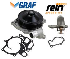 Engine Water Pump + Thermostat Original Graf Rein Porsche 911 Boxster Carrera