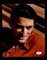Gregory Peck PSA DNA Coa Signed 8x10 Photo Autograph