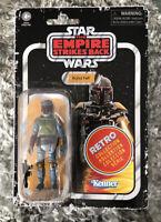 Star Wars Retro Collection Boba Fett Action Figure 3.75 Hasbro Kenner Wave 2 MOC