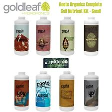 Roots Organics Complete Soil Nutrient Kit - Small