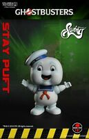 Soldier Story SWING mini cute Ghostbusters Movie Stay Puft Figure