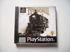 Railroad Tycoon 2 PS1 Playstation 1