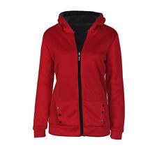 Womens Warm Winter Hooded Coat Jacket Ladies Parka Overcoat Long Outwear Tops