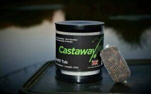 Castaway PVA Refill Tub 25mm 25 meters