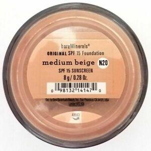 Pick your Shade BareMinerals Original Foundation Escentuals Large Size Jar