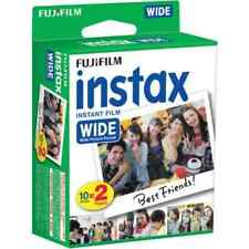 Fujifilm Instax Wide Instant Film Twin Film Pack - 20 Sheets