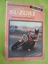 1977-1982 Suzuki GS750 GS750B GS750L GS750N GS75C GS750E GS750T Service Manual