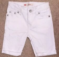 Girls Jeans Shorts Levi's