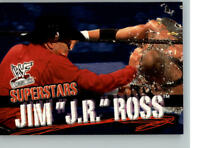 2001 Fleer WWE Wrestlemania #32 Jim Ross