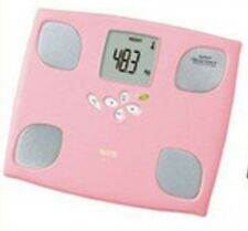 TANITA Cherry Tree Pink Body Scale BC-757 Fat check With Tracking Japan