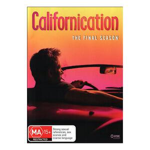 Californication:  Final Season 7DVD (2 Disc) Brand New Region 4 David Duchovny