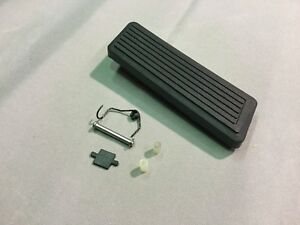 1967-1968 A Body Accelerator Pedal Kit W/ Spring Pin Molded Dart Barracuda Dodge