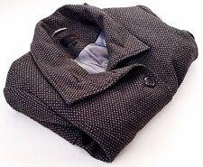 NEXT - Wool Blend Spotted Tailored Short Jacket - Medium - Excellent Condition.