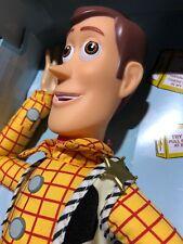 Disney Parks Pixar Toy Story Talking Sheriff Woody Doll Pull String NIB 2019
