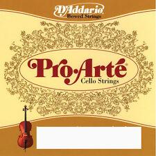 D' Addario Pro-Arte Cello String Set 4/4 Medium