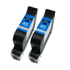 42ml Fast Dry Ink Cartridge For Handheld Inkjet Printer Black