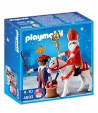 Playmobil 4893 - Sinterklaas & Zwarte Piet Black Pete NEW - FREE SHIPPING