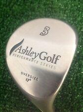 Ashley Golf Oversize 3 Wood Ladies Flex Graphite