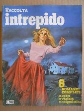 Raccolta INTREPIDO  305 1977 Rino Gaetano Solvi Stubing Lone Wolf Billy BIS[G369