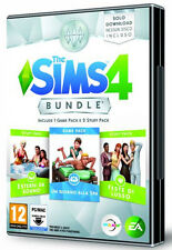The Sims 4 Bundle Pack (Download Only / No Disc) PC ELECTRONIC ARTS
