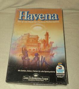 DSA Box - Havena - Die große Stadt für Fantasy Rollenspiele - Das schwarze Auge