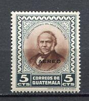 37286) GUATEMALA 1946 MNH** Centenary 1st postage stamp 1v