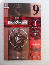 Sandman  49 . DC / Vertigo 1993 - FN  / VF