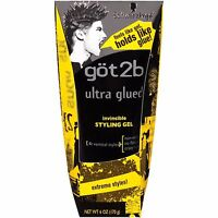 Schwarzkopf Spiking Gel, Water Resistant, Screaming Hold 170G Got2b Ultra Glued