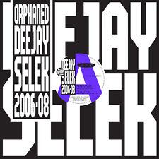 """AFX Aphex Twin Orphaned Deejay Selek 2006-2008 12"""" Vinyl 2015 &"""