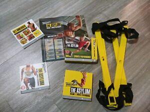 Beachbody Insanity Asylum Sports Performance DVD Set Fitness home workouts