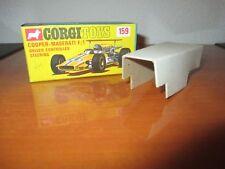 CORGI TOYS COOPER MASERATI F/1 REF 159 BOX BOITE VIDE EXCELLENT ETAT