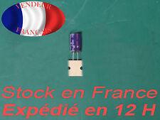 3300 uF 10 V condensateur capacitor   85°C marque/brand : PANASONIC