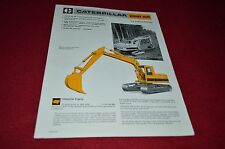 Caterpillar 215B SA Excavator Dealers Brochure DCPA8